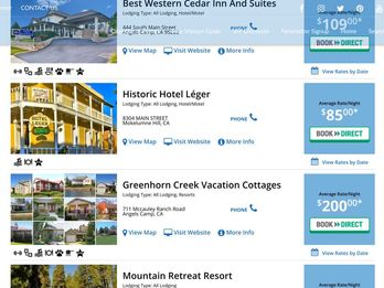 New FREE Lodging Reservation System