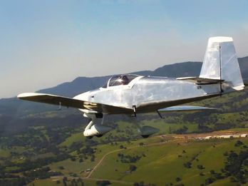 Fly-In for a Unique View of Calaveras County