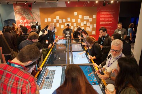 Image 9 for The IBM Cognitive Studio at SXSW