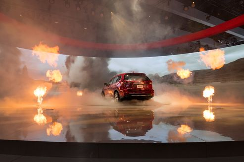 Image 4 for Nissan Rogue Launch at the Los Angeles Auto Show
