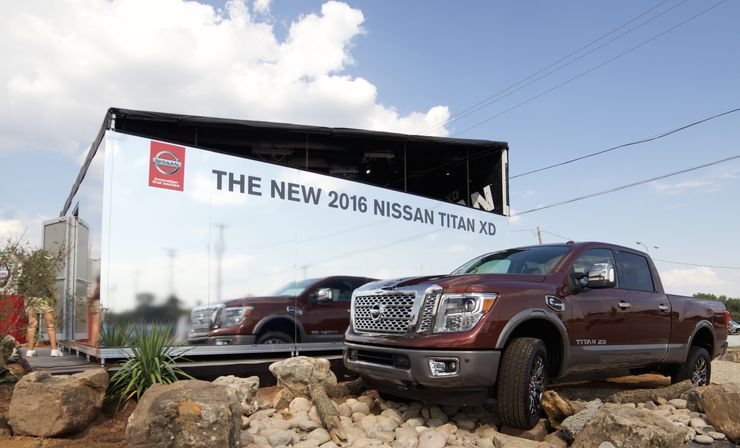 Image 2 for Nissan TITAN Wins Texas at the State Fair