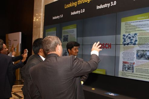 Image 2 for GPJ India Executes Bosch Smart Manufacturing Conclave 2015