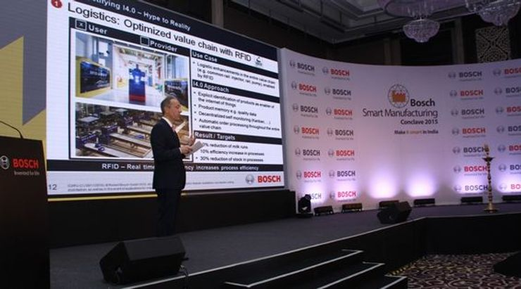 Image 1 for GPJ India Executes Bosch Smart Manufacturing Conclave 2015