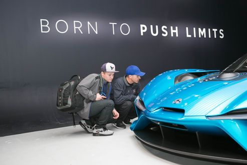 Image 9 for NIO Space at SXSW Interactive