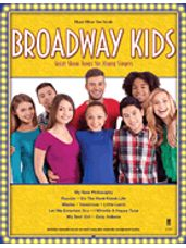 Broadway Kids - Book and CD
