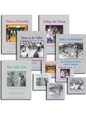 5 Songbook and 5 CD Bundle