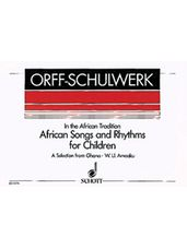 African Songs and Rhythms for Children