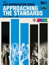 Approaching the Standards, Volume 1 [B-Flat Instruments]