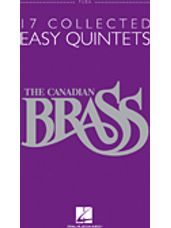 17 Collected Easy Quintets (Tuba)