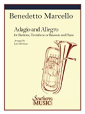Adagio and Allegro (Bassoon or Euphonium)