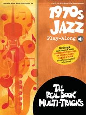 1970s Jazz Play-Along (Book/Audio)