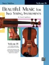 Beautiful Music for Two String Instruments, Book IV [2 Violas]