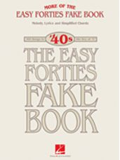 More of the Easy Forties Fake Book (C Instruments)