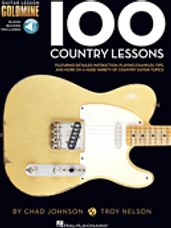 100 Country Lessons - Book/Audio