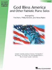 God Bless America and Other Patriotic Piano Solos - Level 4