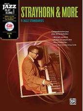 Alfred Jazz Play-Along Series, Vol. I: Strayhorn & More [C, Bb, Eb & Bass Clef] (Bk/CD)