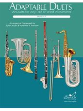Adaptable Duets - Horn in F