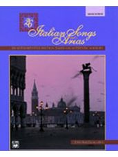 26 Italian Songs and Arias - Med High Book