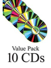 RESCUE IN THE NIGHT Value Pack (10 Listening CDs)