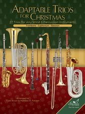 Adaptable Trios for Christmas - Bass Clef