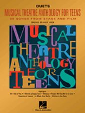 Musical Theatre Anthology for Teens (Book only)
