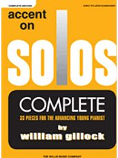 Accent on Solos - Complete