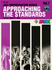 Approaching the Standards, Volume 1 [Bass Clef Instruments]
