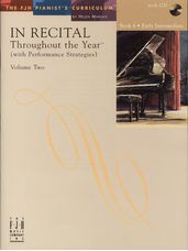 In Recital Throughout the Year Vol.2, Book 4