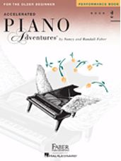 Accelerated Piano Adventures for the Older Beginner Performance 2
