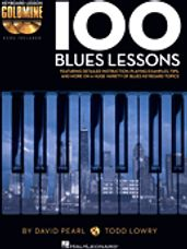 100 Blues Lessons (Book and 2 CDs)