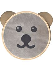 Drum (with bear face)