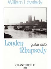 William Lovelady: London Rhapsody (guitar solo)