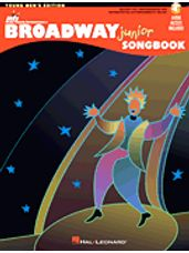 Broadway Jr.Songbook-Mens Ed