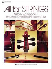 All For Strings Theory Workbook 1-Conductor Answer Key