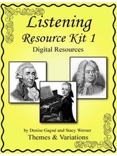 Listening Resource Kit 1: Digital Resources