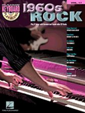 1960s Rock (Piano BK/CD) Vol 17