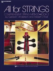 All For Strings Book 2 - Piano Accomp