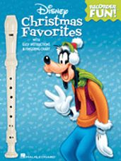 Disney Christmas Favorites - Recorder