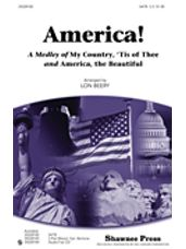 America (A Medley of My Country Tis of Thee & America the Beautiful)