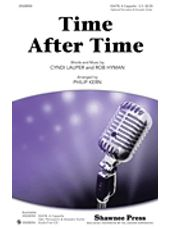 Time After Time (Recorded by Cyndi Lauper)