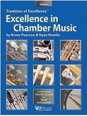 Excellence in Chamber Music Book 2 (Piano Accompaniment)