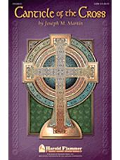 Canticle of the Cross (Preview Pack Book/Listening CD)