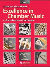 Excellence in Chamber Music Book 1 - Trumpet/Baritone TC
